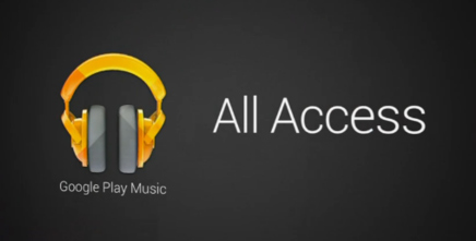 Google-All-Access