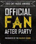 Warner Nashville To Host  CMT Awards Fan After-Party