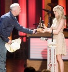 Underwood To Celebrate Five-Year Grand Ole Opry Membership in June