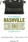 Music Events at Nashville Screenwriters Conference