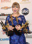 Taylor Swift Dominates Billboard Music Awards