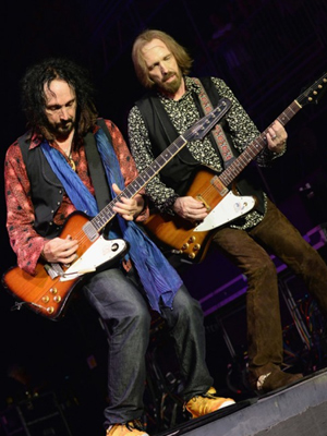 Tom Petty and the Heartbreakers. Photo: Jeff Kravitz