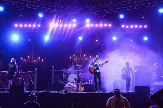 The Lumineers. Photo: Jeff Kravitz