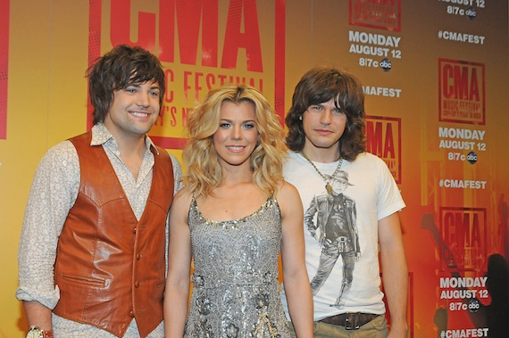 CMA Music Fest The Band Perry