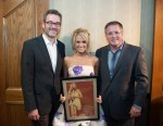 Carrie Underwood Celebrates Five Years With The Opry