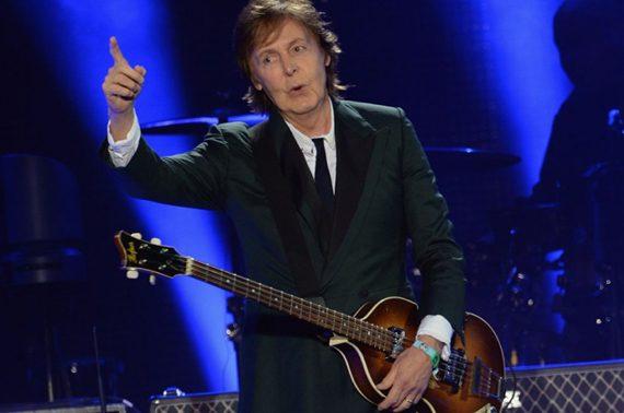 Paul McCartney. Photo: Jeff Kravitz