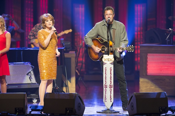 patty loveless vince gill opry