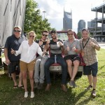 CMA Music Festival Fun: Tailgate Party