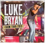 """Luke Bryan To Launch Fifth """"Farm Tour"""" In October"""