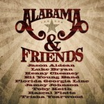 'Alabama & Friends' Set For August Release