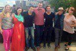 Michael Ray and Frankie Ballard Pick on WMN's Patio