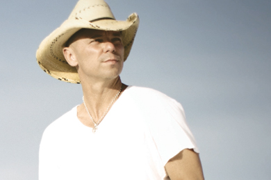 Kenny Chesney. Photo: Shaun Silva