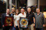 Chris Tomlin Celebrates Going Gold