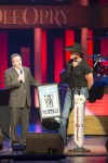 Trace Adkins Reaches 10-Year Mark As Opry Member