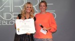 """Carrie Underwood Honored As A """"Million-Air"""""""