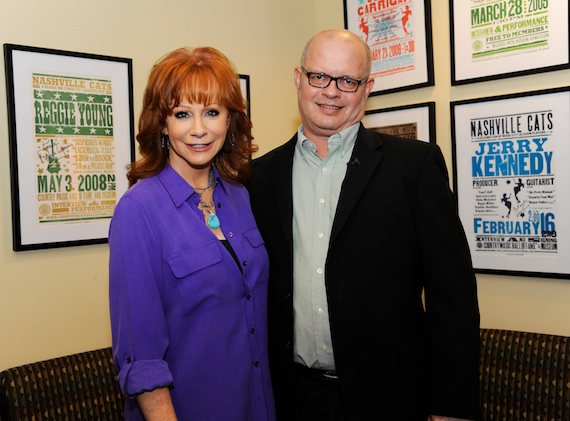 reba and michael mccall