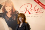 Bobby Karl Works Reba's Hall of Fame Exhibit Opening