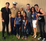Streamsound Artists Salute Troops At New Jersey Concert