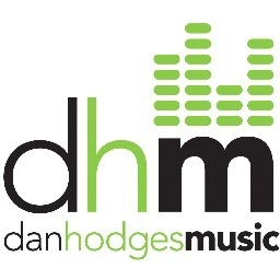 dan hodges music logo1