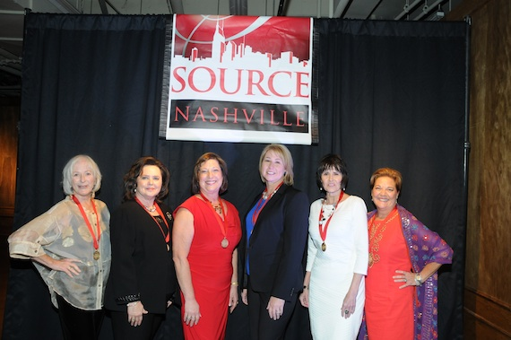 Source Awards honorees for 2013