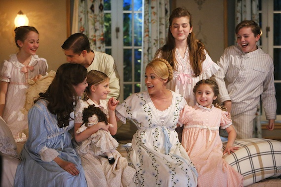 Carrie Underwood as Maria in The Sound of Music Live!