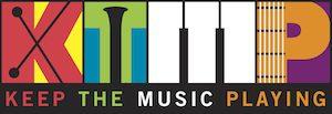Keep the Music Playing logo
