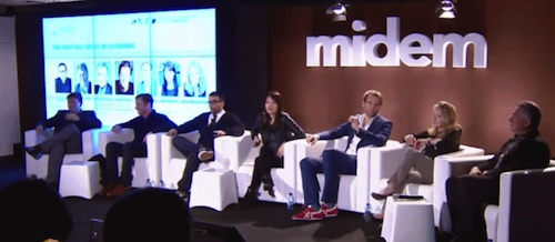 """""""The Next Big Thing is Licensing"""" panel."""