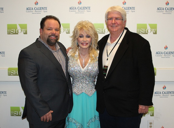 Danny Nozell, Dolly Parton and Steve Nozell