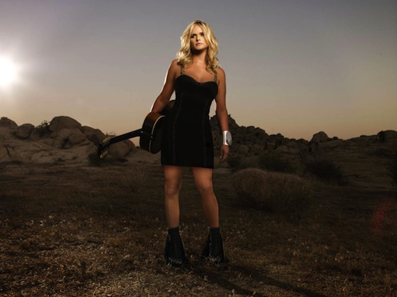 Miranda Lambert gets the honor of a lifetime... and it's not an award!