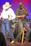 Stars Shine For Charlie Daniels Benefit Concert at Lipscomb