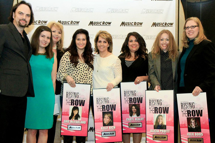 MusicRow's 3rd Annual Rising Women on the Row.