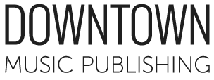 downtown music publishing logo