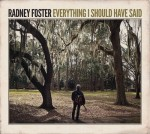 Radney Foster Sets May Release Date