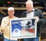 "George Strait's ""Give It All We Got Tonight"" Earns Platinum Status"