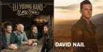 Weekly Register: Eli Young Band, David Nail