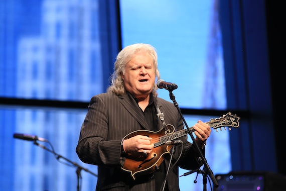 Ricky Skaggs. Photo: Bev Moser/Moments By Moser