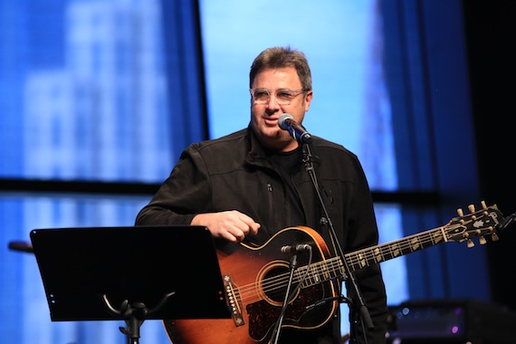 Vince Gill. Photo: Bev Moser/Moments By Moser