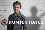 Hunter Hayes Slides Into No. 1