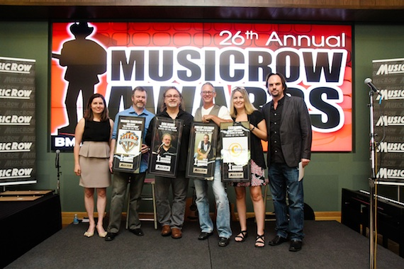 "MusicRow celebrates Song of the Year ""All Kinds of Kinds."""