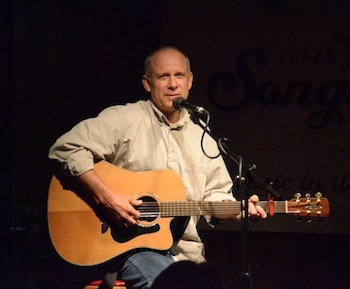 Bobby Karl caught tunesmith Allen Shamblin at Saxon's Pub during an event for the Texas Heritage Songwriters Hall of Fame.
