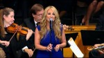 Lee Ann Womack Honors Maya Angelou at Memorial Service