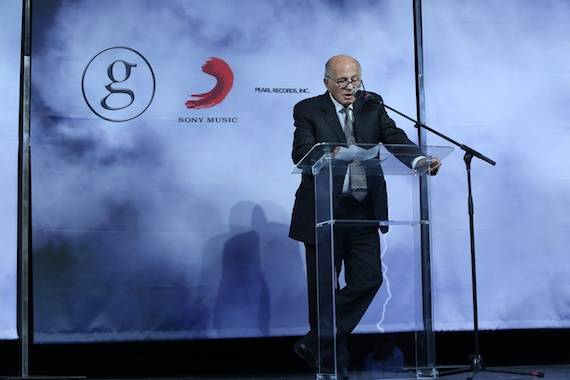 Sony Music president and CEO Doug Morris.