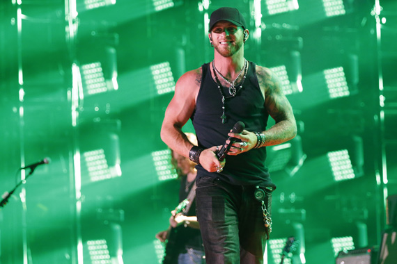 """Brantley Gilbert will perform during """"CMA Music Festival: Country's Night to Rock"""" airing Tuesday, Aug. 5 on the ABC Television Network. Photo: Donn Jones/CMA"""