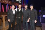 Brice, Houser, Niemann Fulfill Dream by Sharing Opry Stage