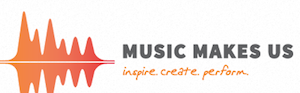 music makes us logo