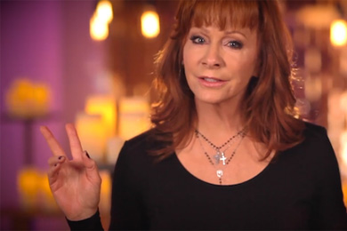 Celebs Support Reba's 'Pray For Peace' Initiative
