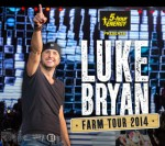 "Luke Bryan Announces Sixth Annual ""Farm Tour"""