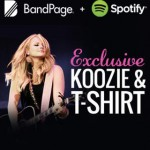 BandPage Offers Commission-Free Merch on Spotify