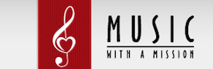 music with a mission logo