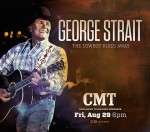 George Strait Set For Live Album, CMT Concert Special
